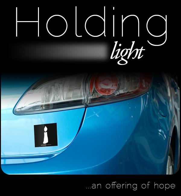 Holding Light