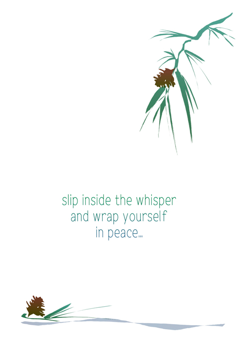 slip inside the whisper